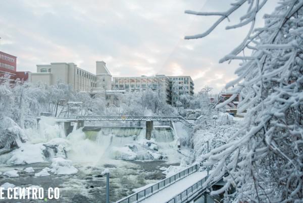 LE CENTRO.CO Sherbrooke centre-ville La Reine des Cantons de l'Est destination Estrie