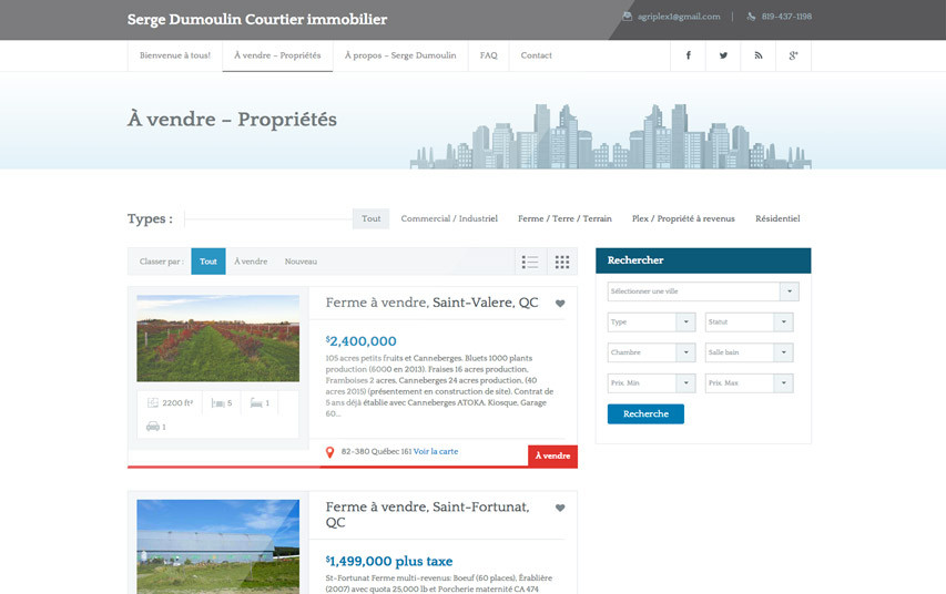 serge dumoulin courtier immobilier