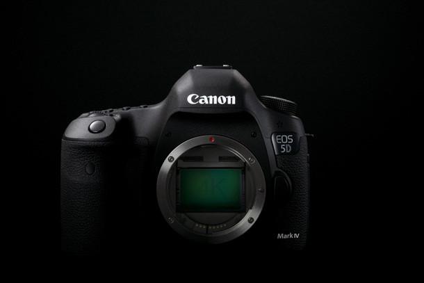 5D Mark IV Canon new