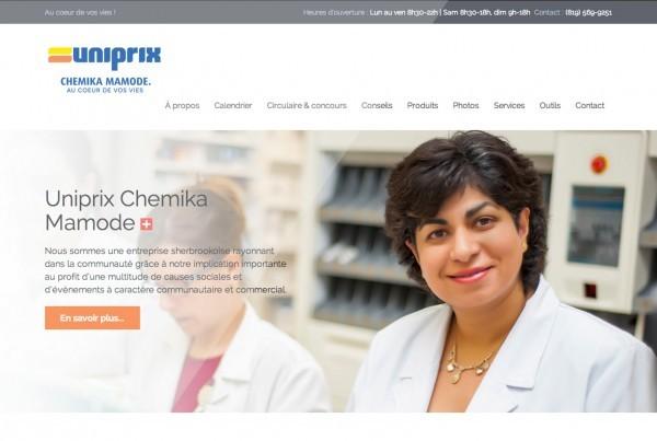 pharmacie chemika mamode sherbrooke