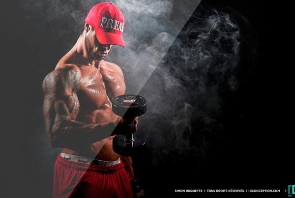 david beaulieu body building champion quebec