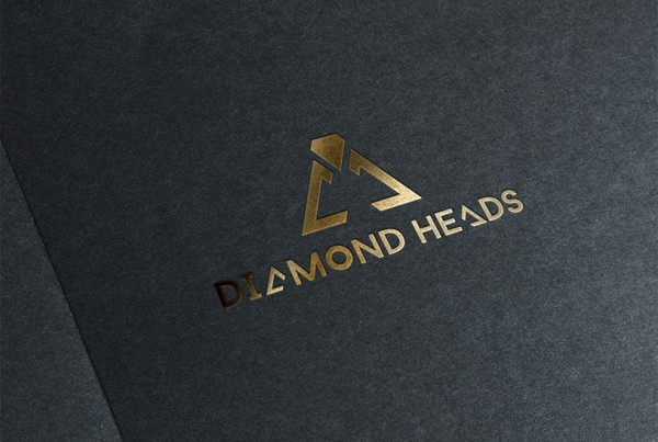 Diamond Heads | Logo