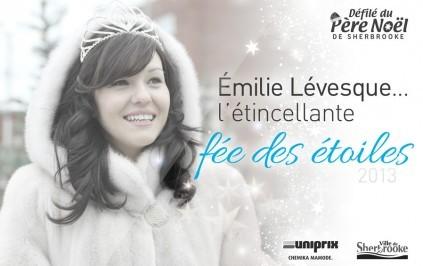Émilie Lévesque Star Académie féé des étoiles sherbrooke