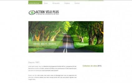 Action Vélo Plus
