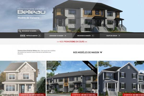 Constructions Christian Belleau | SEO