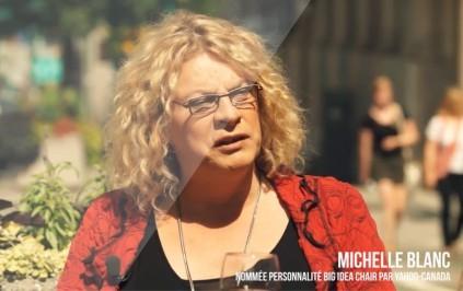 branchez-vous sherbrooke Michelle Blanc