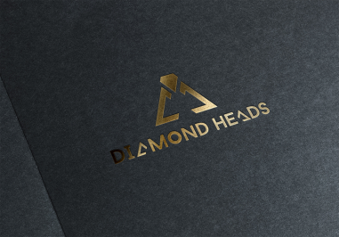 Diamond Heads logo