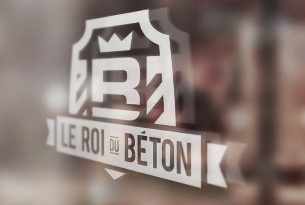 Le Roi du Béton | Projet logo