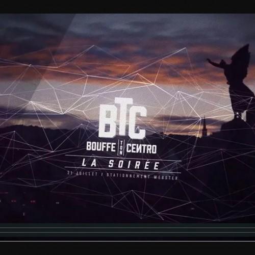 La Soirée Bouffe ton Centro | Projet Vidéo