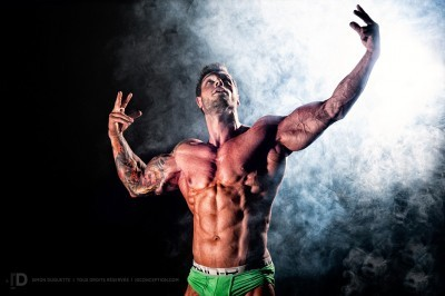 david beaulieu bodybuilding