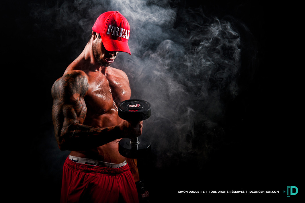 david beaulieu body building quebec