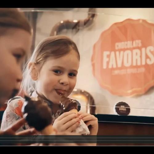 Rendez-vous du commerce de Sherbrooke avec Dominique Brown Chocolat Favoris