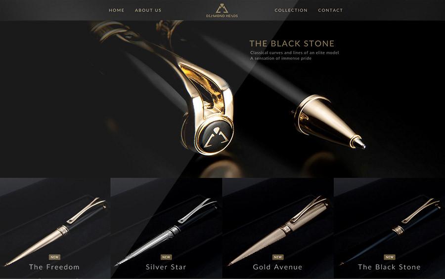 diamond heads luxury products