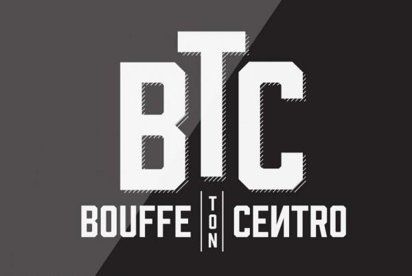 Bouffe ton Centro | Conception logo