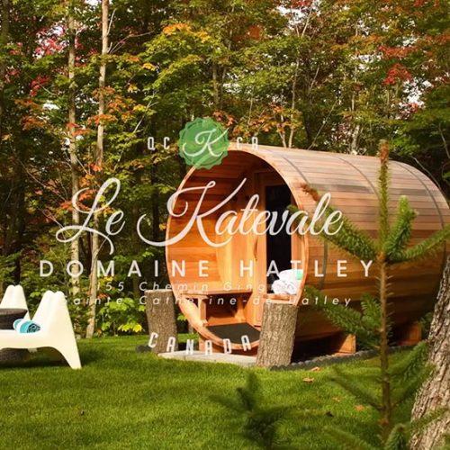 Katevale | Tournage, montage vidéo immobilier estrie  | Propriété de luxe