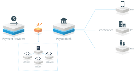 xrapid XRP Ripple protocole