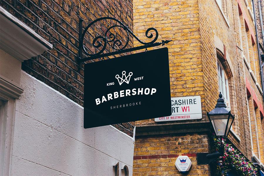 barber shop king ouest sherbrooke