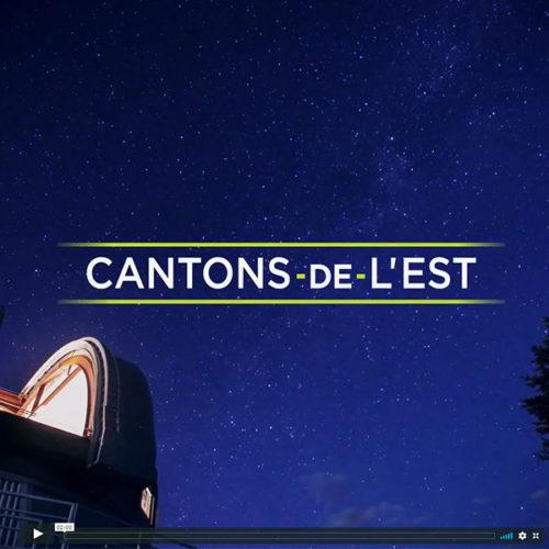 Cantons-de-L'Est – Vidéo promo