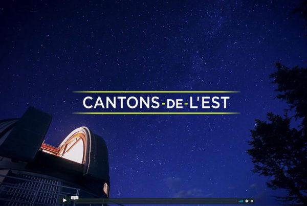 Cantons-de-l'est promo vidéo estivale estrie