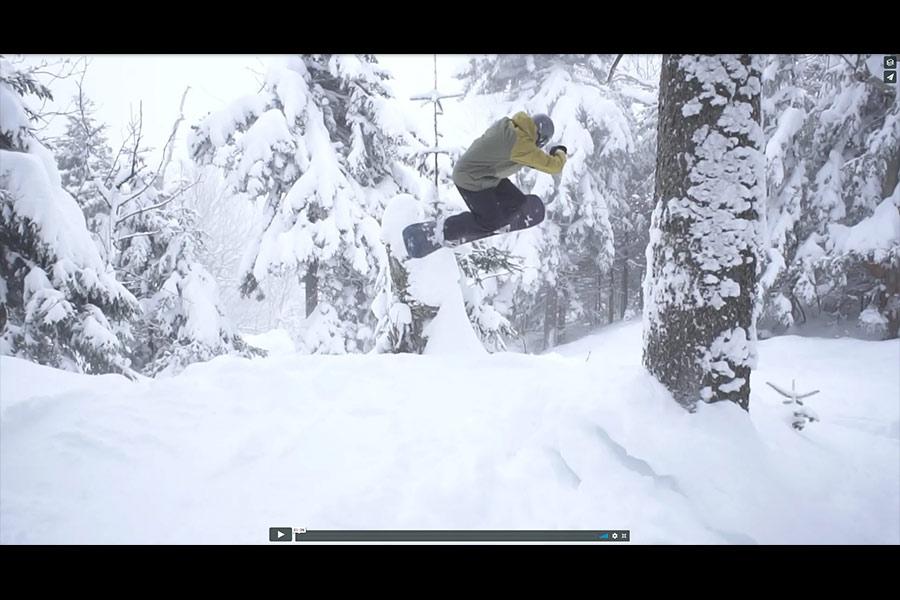 eastern Townships ski