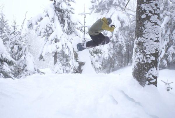 ski eastern townships video