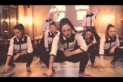Hip Naughtik Dance Video
