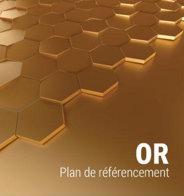 plan référencement or SEO boost le trafic de ton site web
