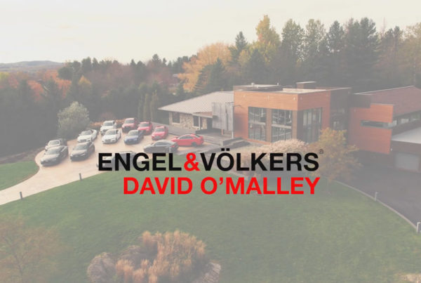 Engels & Volkers production video immobilier