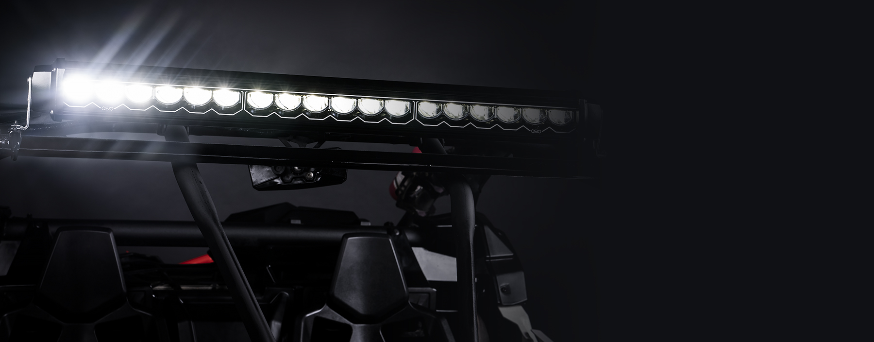 Barre de lumière adaptative Asio Evo